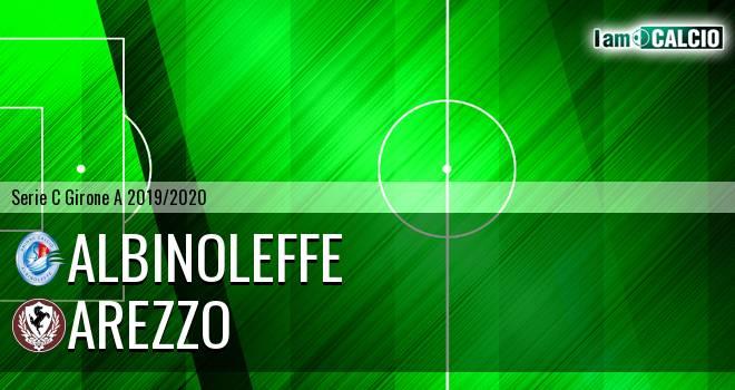 Albinoleffe - Arezzo