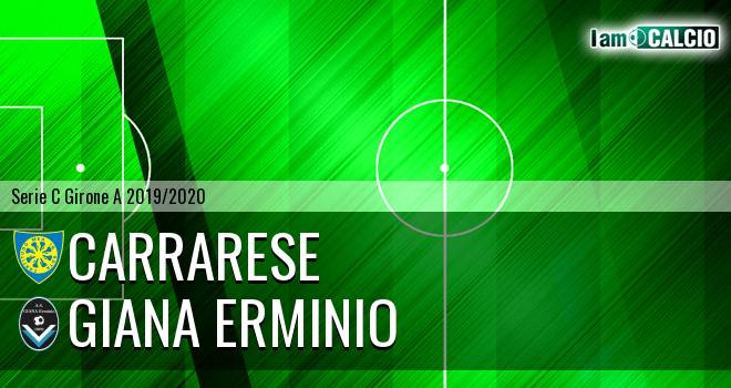 Carrarese - Giana Erminio