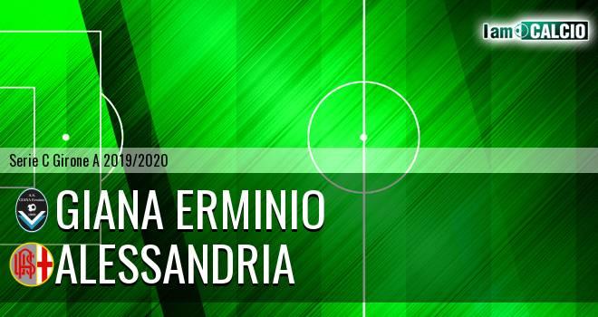 Giana Erminio - Alessandria