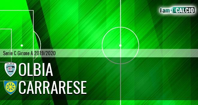 Olbia - Carrarese