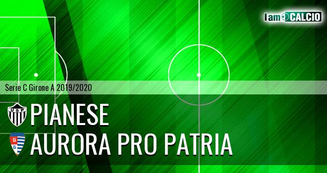 Pianese - Aurora Pro Patria