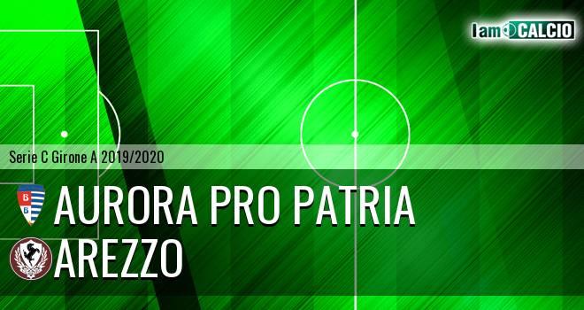 Aurora Pro Patria - Arezzo