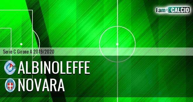 Albinoleffe - Novara 1-0. Cronaca Diretta 16/02/2020
