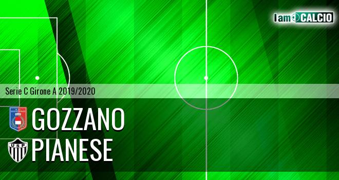 Gozzano - Pianese 1-0. Cronaca Diretta 15/02/2020