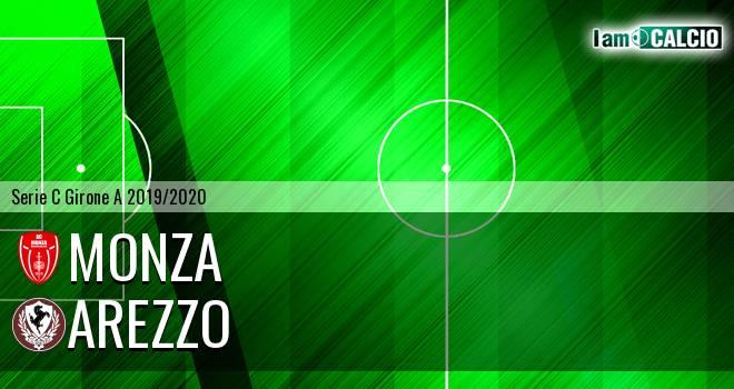 Monza - Arezzo