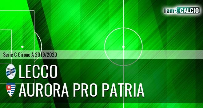 Lecco - Aurora Pro Patria