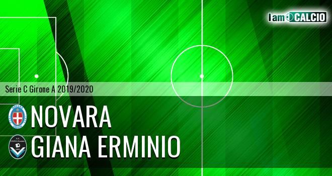 Novara - Giana Erminio