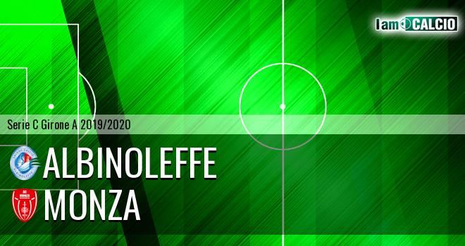 Albinoleffe - Monza