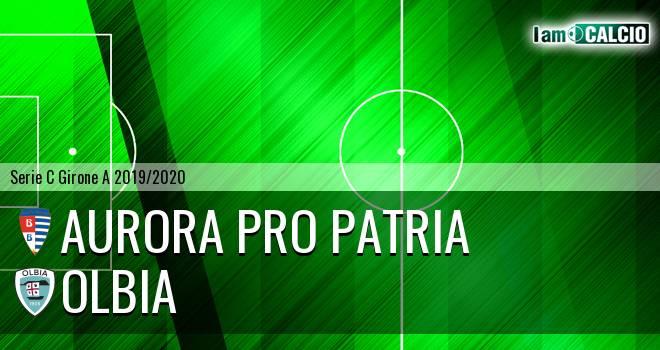 Aurora Pro Patria - Olbia