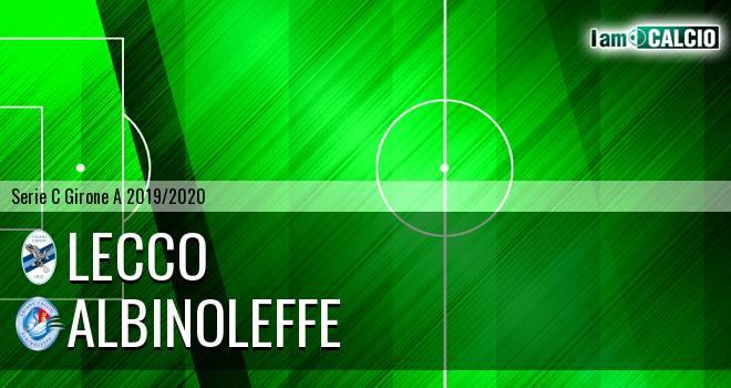 Lecco - Albinoleffe