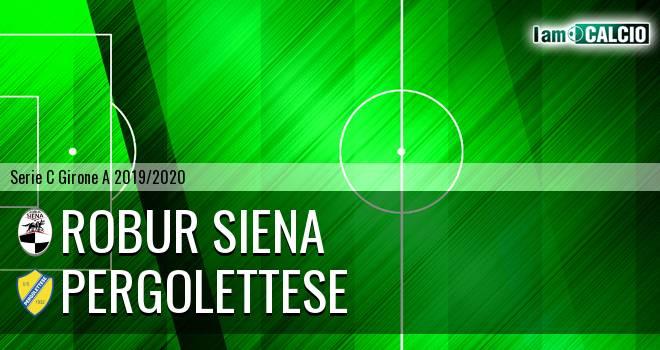 Robur Siena - Pergolettese