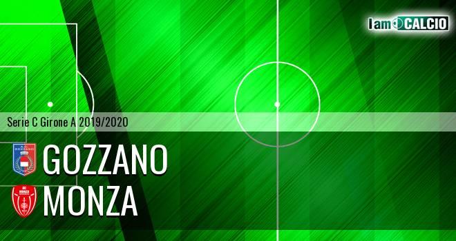 Gozzano - Monza