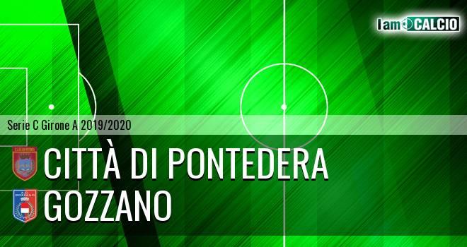 Città di Pontedera - Gozzano