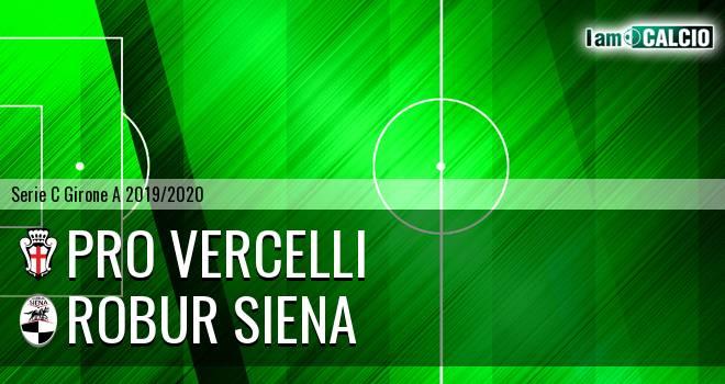 Pro Vercelli - Robur Siena