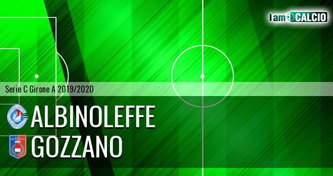 Albinoleffe - Gozzano