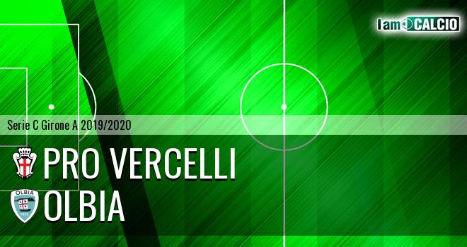 Pro Vercelli - Olbia