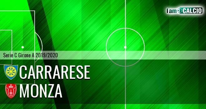 Carrarese - Monza