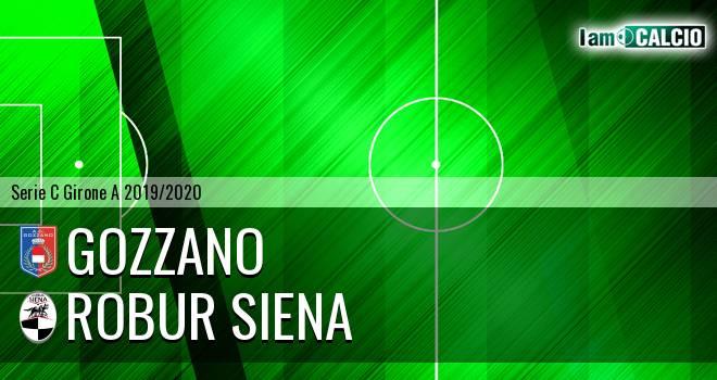 Gozzano - Robur Siena