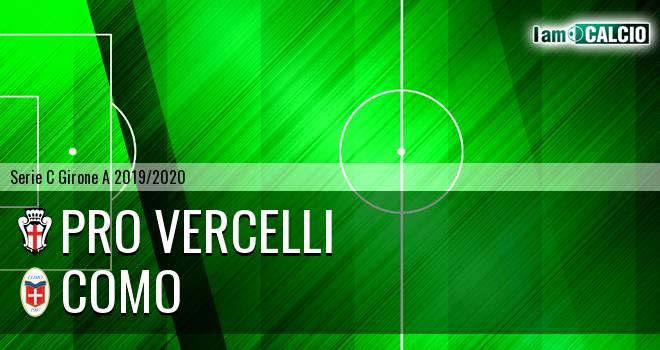 Pro Vercelli - Como