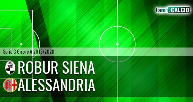 Robur Siena - Alessandria