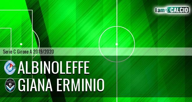 Albinoleffe - Giana Erminio