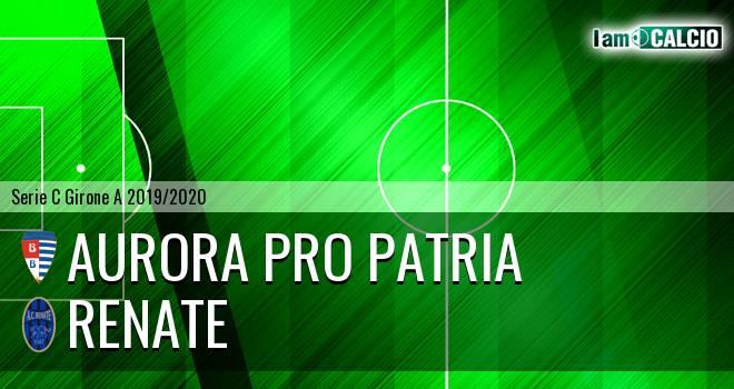Aurora Pro Patria - Renate