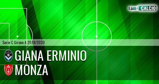 Giana Erminio - Monza