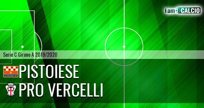 Pistoiese - Pro Vercelli