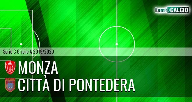 Monza - Città di Pontedera