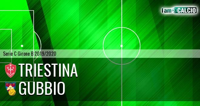 Triestina - Gubbio