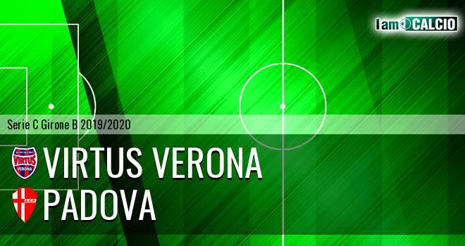 Virtus Verona - Padova
