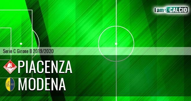 Piacenza - Modena