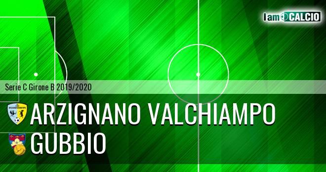 Arzignano Valchiampo - Gubbio