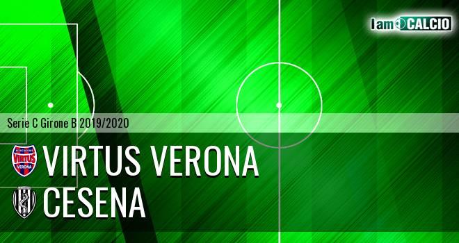 Virtus Verona - Cesena