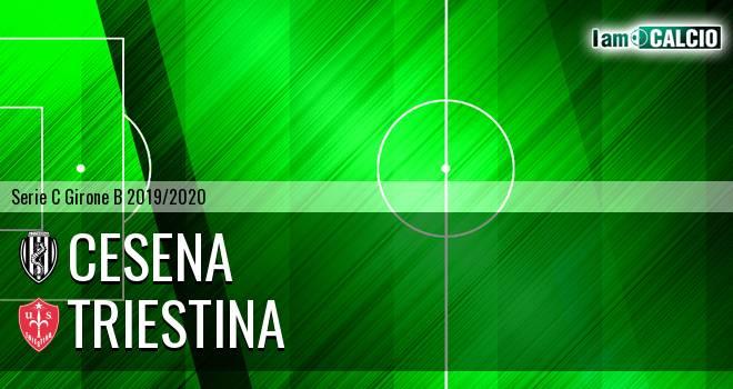 Cesena - Triestina
