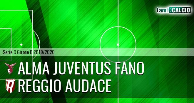 Alma Juventus Fano - Reggiana 1919
