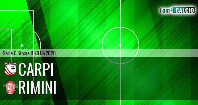 Carpi - Rimini