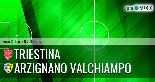 Triestina - Arzignano Valchiampo