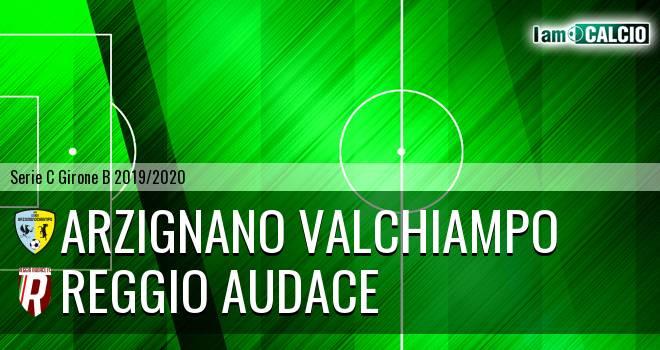 Arzignano Valchiampo - Reggio Audace