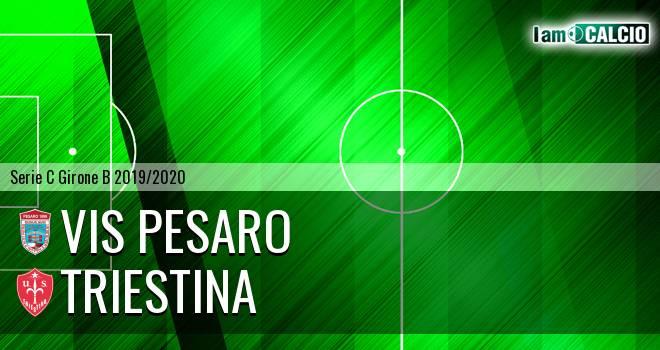 Vis Pesaro - Triestina