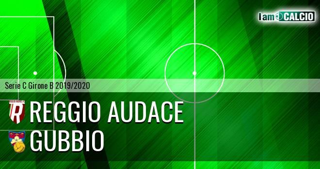 Reggio Audace - Gubbio