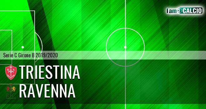Triestina - Ravenna