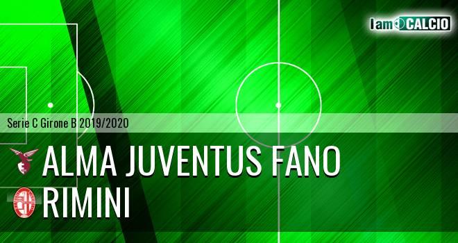 Alma Juventus Fano - Rimini