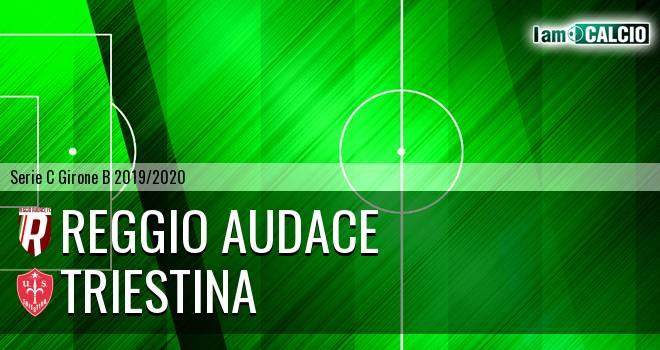 Reggio Audace - Triestina