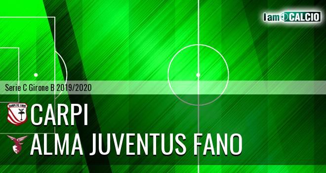 Carpi - Alma Juventus Fano