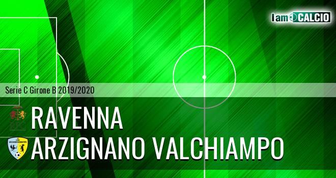 Ravenna - Arzignano Valchiampo