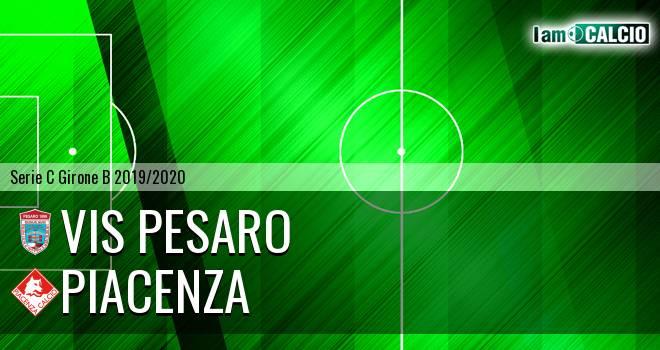 Vis Pesaro - Piacenza