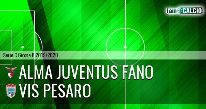 Alma Juventus Fano - Vis Pesaro