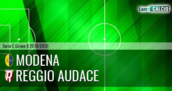 Modena - Reggio Audace