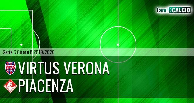 Virtus Verona - Piacenza